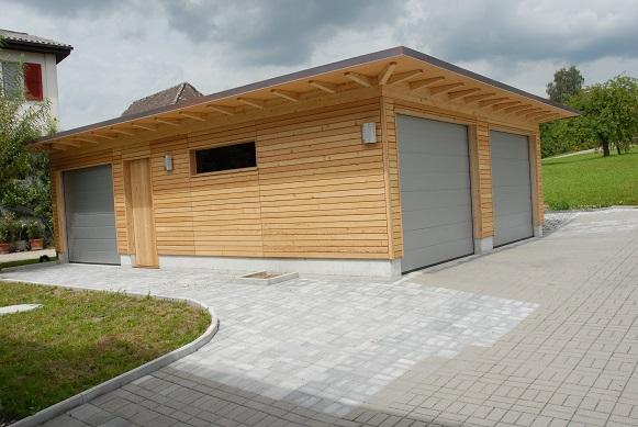 garagen holz gartenhaus holzgarage sitzplatz berdeckung. Black Bedroom Furniture Sets. Home Design Ideas